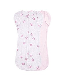 Essentials Easy Swaddle Collection Snug, Set of 2