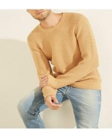 Liam Waffle Knit Sweater