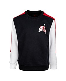Big Boys Jump man Classics Iii Pull-Over