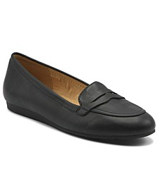 Women's Cable Flat Loafer