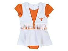 Texas Longhorns Toddler Pom Pom Cheer Dress