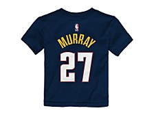 Denver Nuggets Toddler Replica Name and Number T-Shirt Jamal Murray