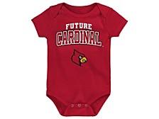 Louisville Cardinals Newborn Future Team Creeper