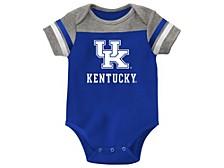 Kentucky Wildcats Newborn Football Creeper