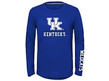Kentucky Wildcats Youth Trainer Long Sleeve T-Shirt