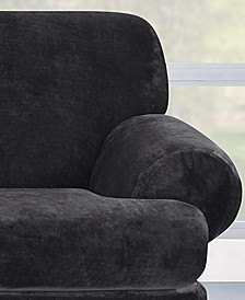 Stretch Plush 2-Piece T Slipcover Collection