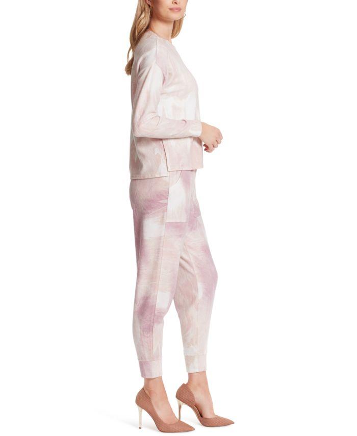Jessica Simpson Lisa Cheetah Top & Reviews - Sweaters - Women - Macy's