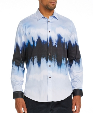 Men's Slim-Fit Glacier Long Sleeve Shirt