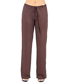 Women's Drawstring Lounge Pants