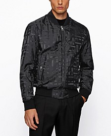 BOSS Men's Celson_HB Regular-Fit Jacket