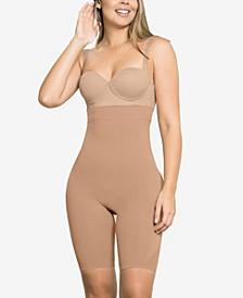 Women's  Light Tummy-Control High-Waist Thigh-Slimmer 012807M