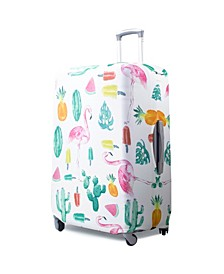 Prints 28-30 in. Luggage Cover