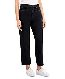 High-Rise Ankle Jeans, Created for Macy's