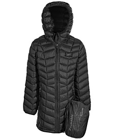 Big Girls Packable Quilted Jacket