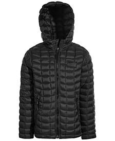 Big Boys Glacier Shield Packable Jacket