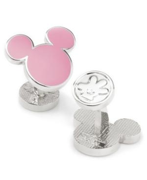 Men's Mickey Mouse Silhouette Cufflinks
