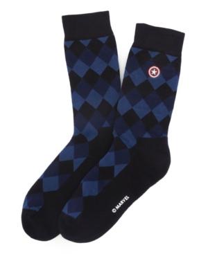 Men's Captain America Socks