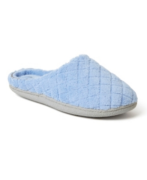 Leslie Quilted Terry Clog