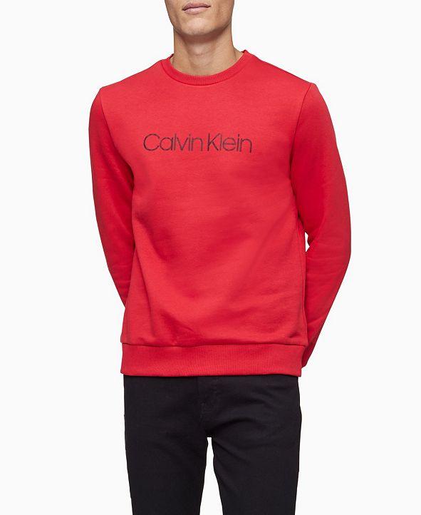 Calvin Klein Herringbone Logo Sweatshirt