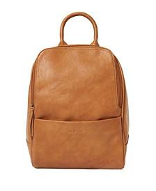 Ziggy Vegan Leather Backpack