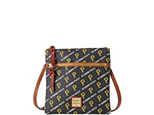 Dooney & Bourke Pittsburgh Pirates League Collection Double-Zip Crossbody