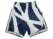 New York Yankees Men's Big Face Shorts