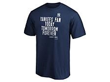 New York Yankees Men's Mission Statement T-Shirt Gerrit Cole