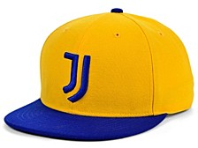 Juventus Soccer Club Team Retro Color Pack Snapback Cap