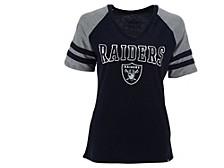Las Vegas Raiders Women's Gleam Across Pavillion T-Shirt