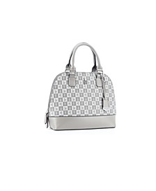 Women's Tulip Signature Satchel