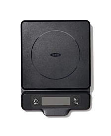 Good Grips 5 lb Food Scale with Pull-Out Display