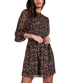 Open Evening Mini Dress