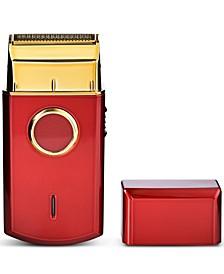 Uno Single Foil Shaver - Red