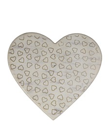 Valentine's Day Marble Heart Cutting Board, Created for Macy's