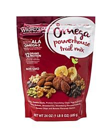 Omega Powerhouse Trail Mix, 24 oz