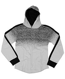 Big Boys Cortez Spray Print Jersey Pullover Hoody