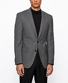 BOSS Men's Huge Slim-Fit Jacket