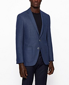 BOSS Men's Haylon Slim-Fit Jacket