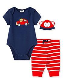 Monkey Bodysuit Pant Set