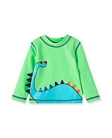 Baby Boys Dino Long Sleeve Rashguard