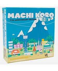 Machi Koro 5th Anniversary Edition Board Game