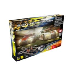 Big Loop Chaser Road Racing Slot Car Set - Electric Powered