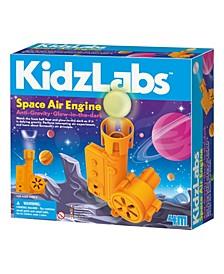 4M KidzLabs Space Air Engine Kids Science Kit