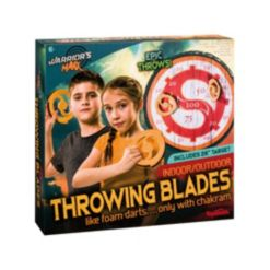 Toysmith Throwing Blade Rings Toy