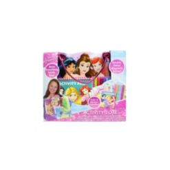 Disney Princess Activity Tote with Double Sided Magnetic Scene, Activity Tote, Marker Set