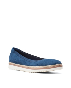 Clarks WOMEN'S COLLECTION SERENA KELLYN SHOES WOMEN'S SHOES