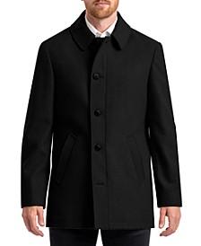 Men's Classic Single Breasted Overcoat