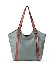 Sierra Leather Shopper
