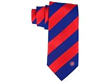 Chicago Cubs Regiment Woven Silk Tie