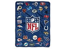 NFL All League Micro Throw